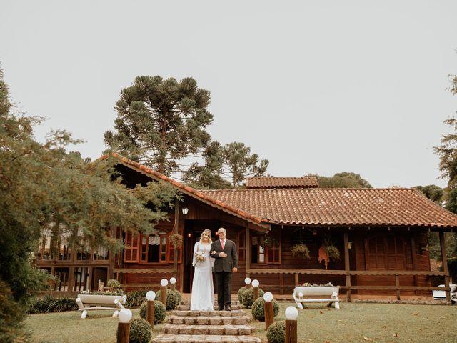 O casamento de Tassi e Odi em São José dos Pinhais, Paraná 48