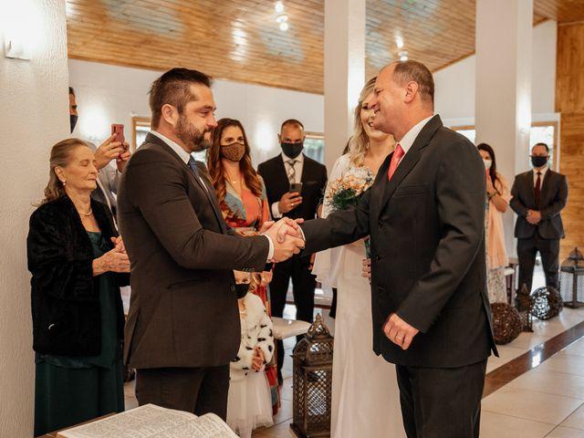 O casamento de Tassi e Odi em São José dos Pinhais, Paraná 55
