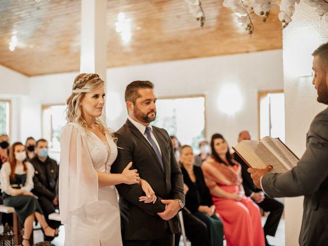 O casamento de Tassi e Odi em São José dos Pinhais, Paraná 59