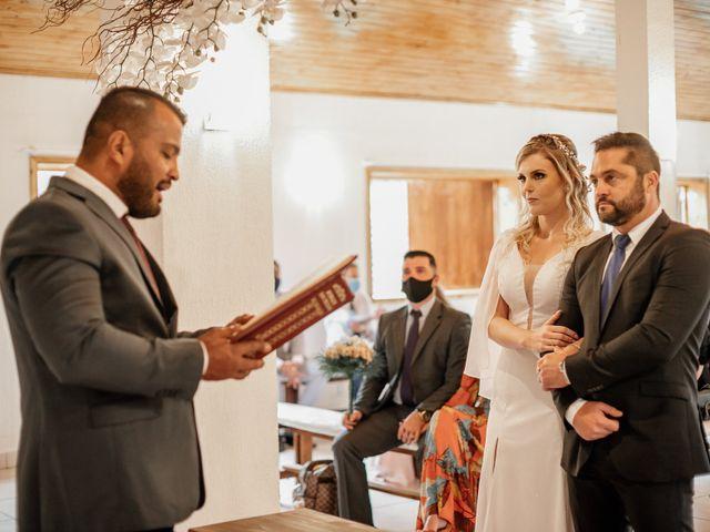 O casamento de Tassi e Odi em São José dos Pinhais, Paraná 60