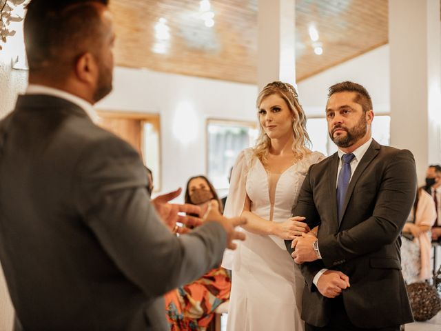 O casamento de Tassi e Odi em São José dos Pinhais, Paraná 61