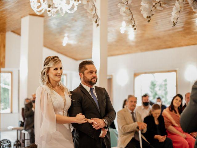 O casamento de Tassi e Odi em São José dos Pinhais, Paraná 62