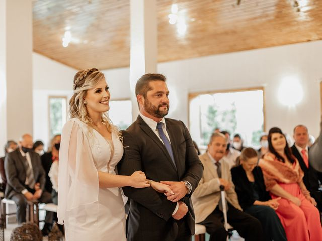 O casamento de Tassi e Odi em São José dos Pinhais, Paraná 68