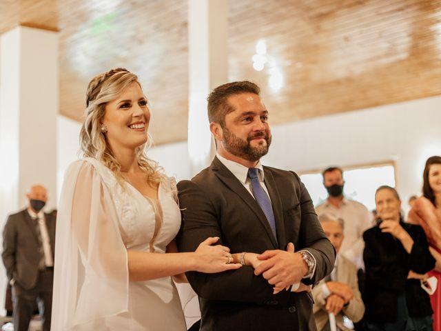 O casamento de Tassi e Odi em São José dos Pinhais, Paraná 72