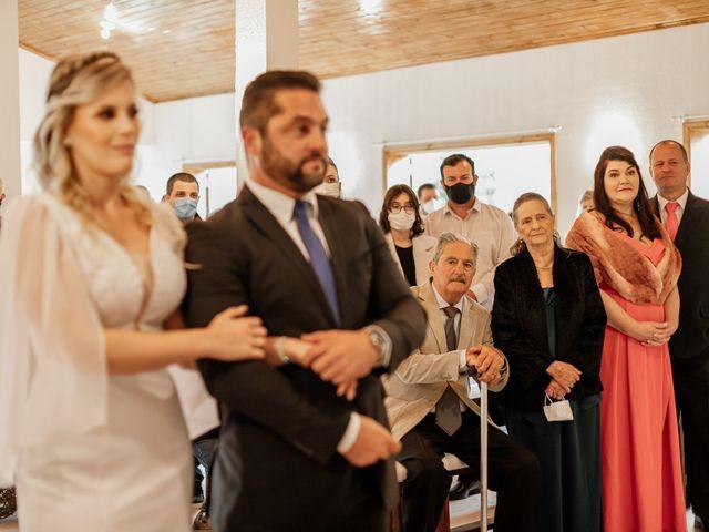 O casamento de Tassi e Odi em São José dos Pinhais, Paraná 76