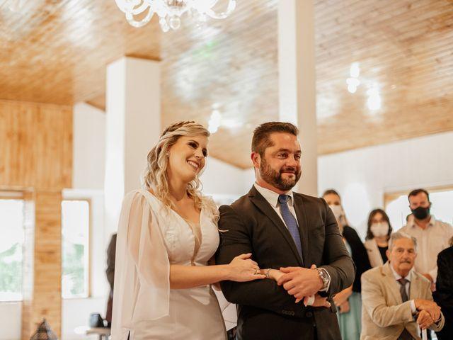 O casamento de Tassi e Odi em São José dos Pinhais, Paraná 77
