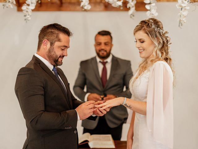 O casamento de Tassi e Odi em São José dos Pinhais, Paraná 80