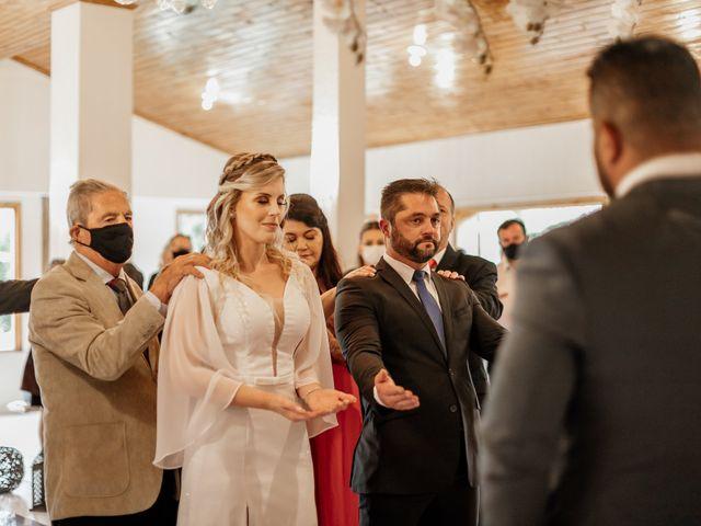 O casamento de Tassi e Odi em São José dos Pinhais, Paraná 94