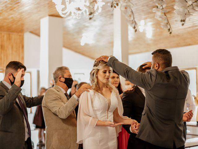 O casamento de Tassi e Odi em São José dos Pinhais, Paraná 99