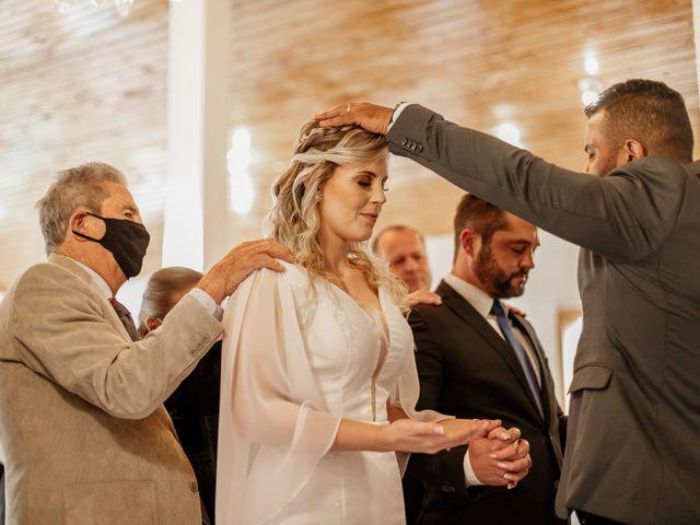 O casamento de Tassi e Odi em São José dos Pinhais, Paraná 100