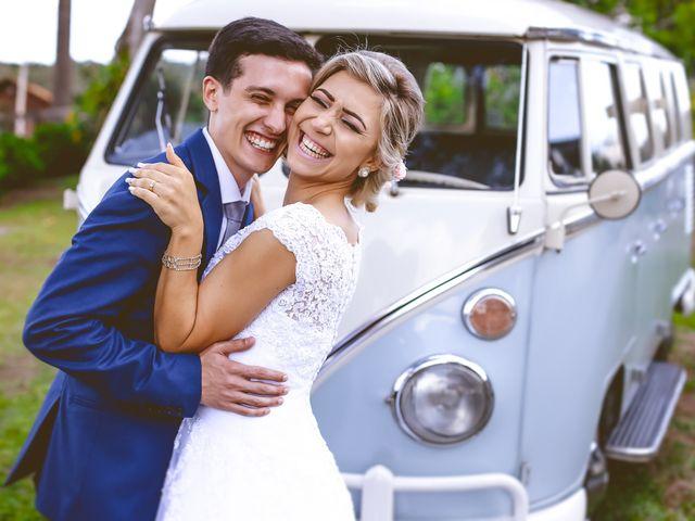 O casamento de Josiane e Julio
