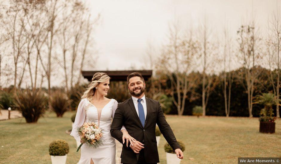 O casamento de Tassi e Odi em São José dos Pinhais, Paraná
