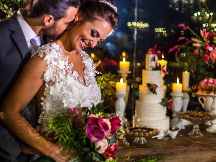 O casamento de Mariana e Estevão