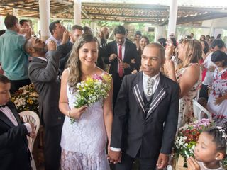 O casamento de Maria Clara e Jailson