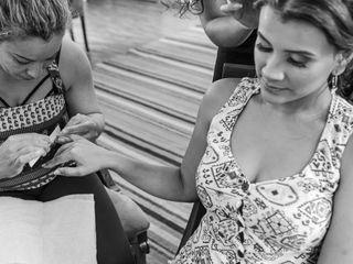 O casamento de Fernanda e Oseias 3