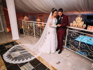 O casamento de Sandra  e Luiz Carlos