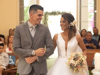 O casamento de Emmanuelle e Gustavo 3