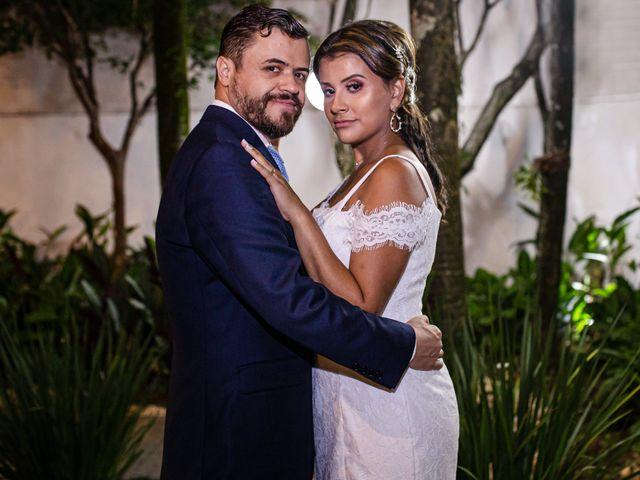 O casamento de Fernanda e Oseias