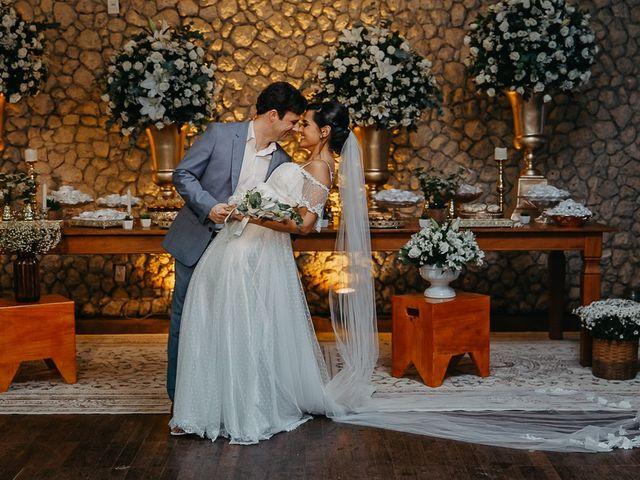 O casamento de Priscilla e Filipe