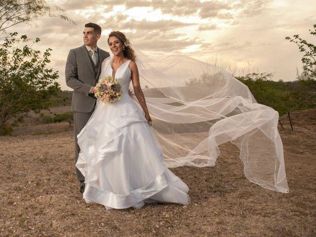 O casamento de Emmanuelle e Gustavo