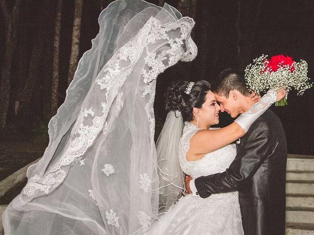 O casamento de Alessandro e Karina em Piraquara, Paraná 1