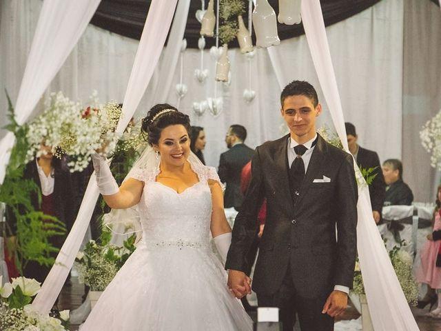 O casamento de Alessandro e Karina em Piraquara, Paraná 2
