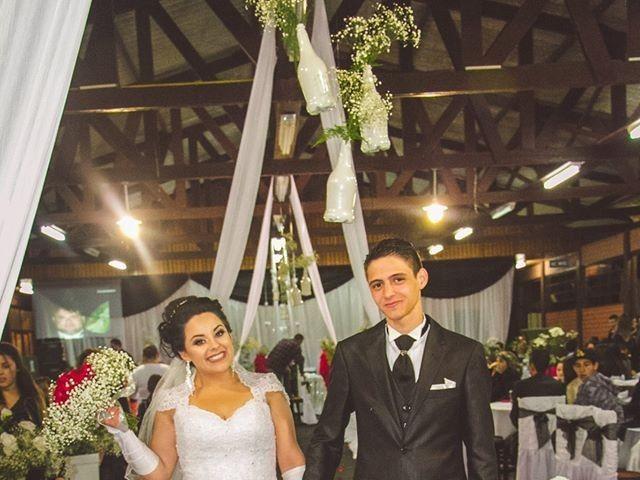 O casamento de Alessandro e Karina em Piraquara, Paraná 12