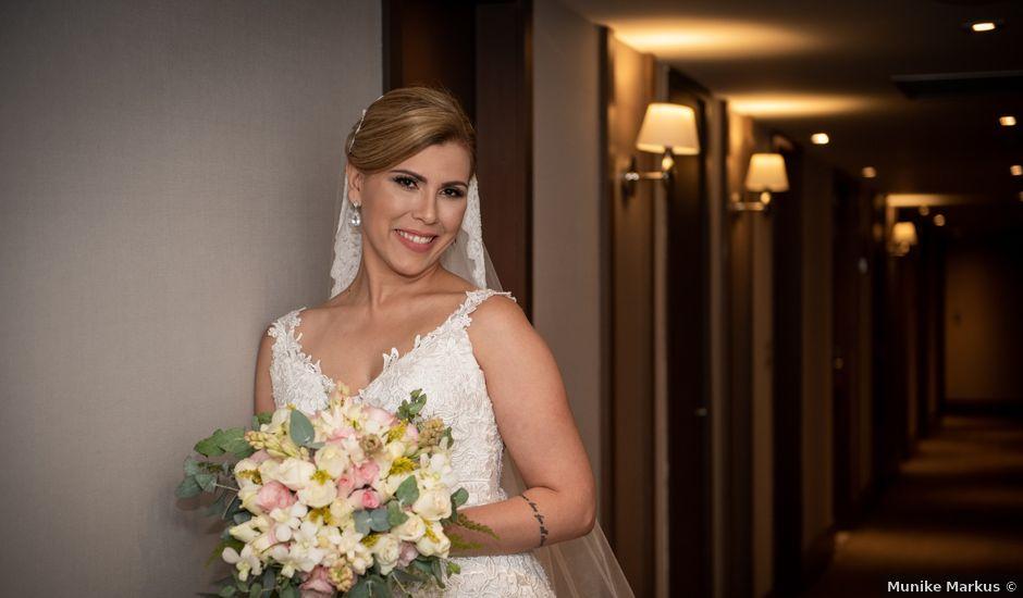 O casamento de Junior e Sandra em Rio de Janeiro, Rio de Janeiro