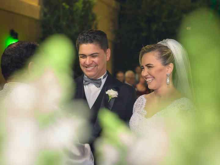 O casamento de Telene e Fernando