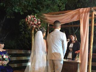 O casamento de Daniella  e Bruno 1