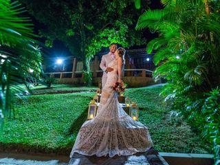 O casamento de Daniella  e Bruno