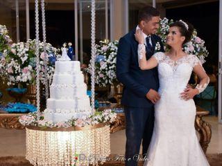 O casamento de Luana Cristina  e Joel  2