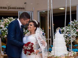 O casamento de Luana Cristina  e Joel  3