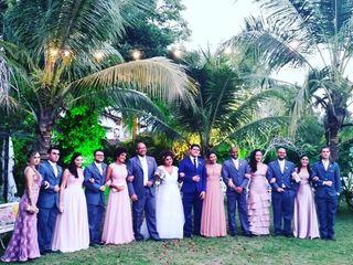 O casamento de Marry Ferreira e Ricardo Busquet