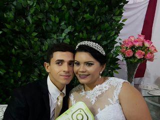 O casamento de Eloiza e Neto