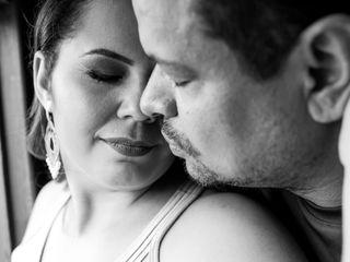 O casamento de Adriana e Leonardo