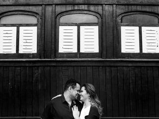 O casamento de Adriana e Leonardo 2