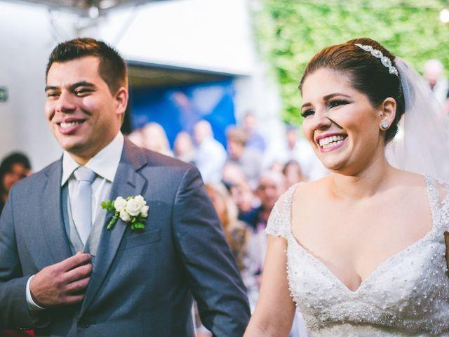O casamento de Beathriz e Fabio