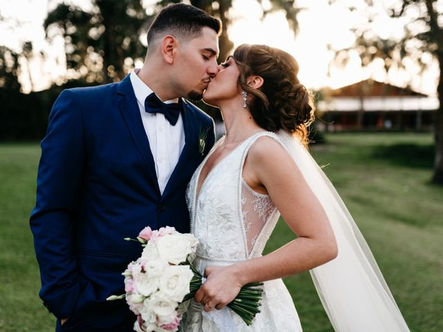 O casamento de Thaina e Diego