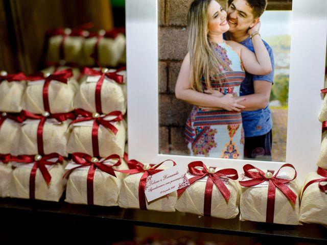 O casamento de Fernando e Telene em Belo Horizonte, Minas Gerais 12