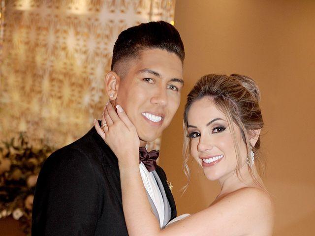 O casamento de Larissa e Roberto Firmino