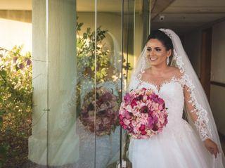 O casamento de Michele e José 1