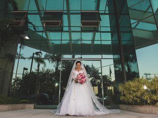 O casamento de Michele e José 3