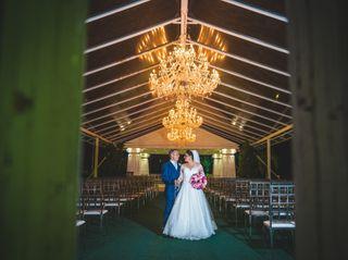 O casamento de Michele e José