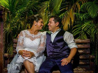 O casamento de ANIZIO e SILVANEIDE