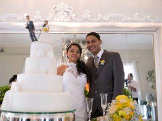 O casamento de Elvia Carla e Clayton