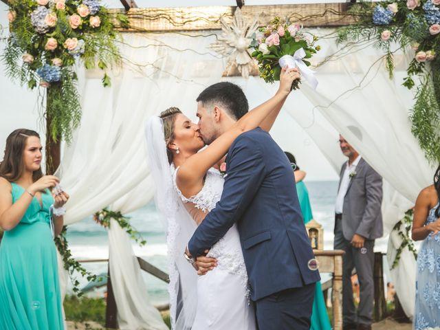 O casamento de Pryscisla e Bernardo
