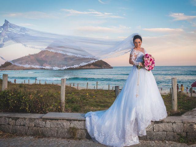 O casamento de José e Michele em Rio de Janeiro, Rio de Janeiro 2