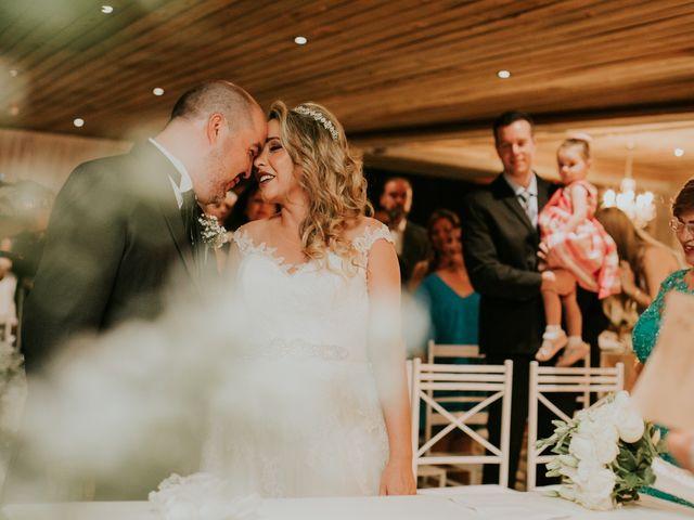 O casamento de Letícia e Alexandre