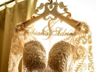 O casamento de Fabiana e Sidnei 1